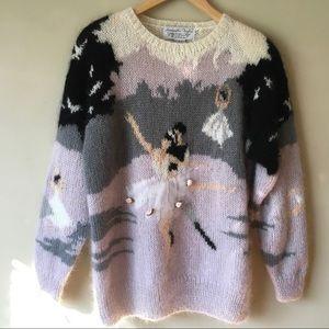 Samantha Taylor | Vintage Ballerina Sweater